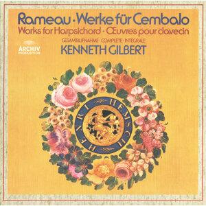 Rameau: Works For Harpsichord - 2 CDs
