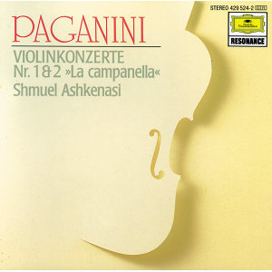 Paganini: Concertos for Violin and Orchestra Nos. 1 & 2
