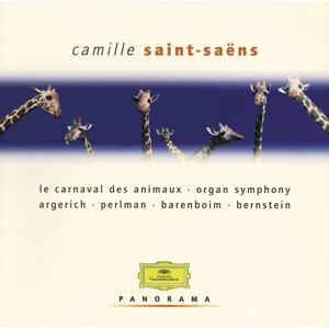 Saint-Saens: Le Carnaval des Animaux; Organ Symphony - 2 CDs