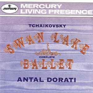 Tchaikovsky: Swan Lake - 2 CDs