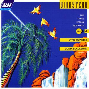 Ginastera: The 3 String Quartets