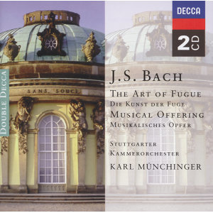 Bach, J.S.: The Art of Fugue; A Musical Offering - 2 CDs