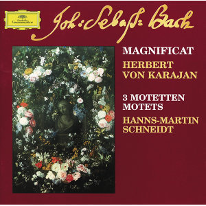 Bach: Magnificat; 3 Motets - CD 8