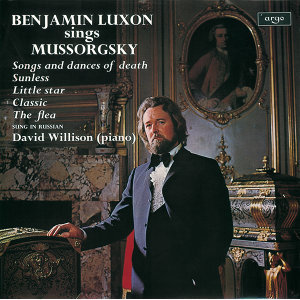 Mussorgsky: Songs and Dances of Death; Sunless