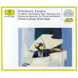 Schubert: Lieder - 2 CDs