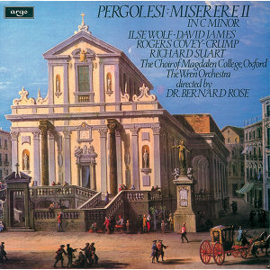 Pergolesi: Miserere in C minor