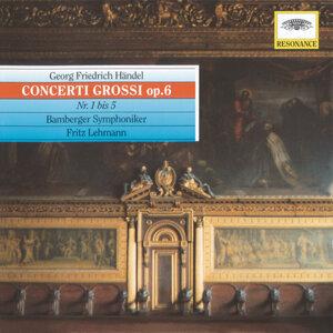 Händel: Concerti grossi, Op.6 Nos. 1-5