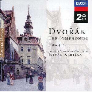 Dvorák: Symphonies Nos.4-6 - 2 CDs