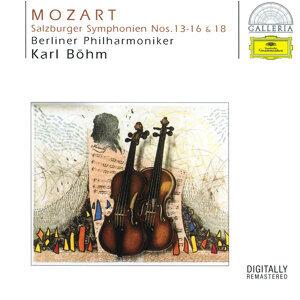 Mozart: Symphonies Nos. 13-16, 18