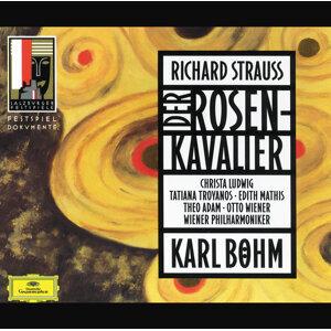 Strauss, R.: Der Rosenkavalier - 3 CD's