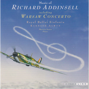 Music of Richard Addinsell including Warsaw Concerto