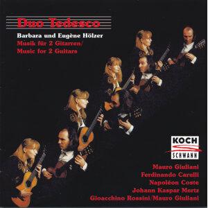 Gitarrenmusik aus der Zeit der Wiener Klassik