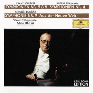 Schubert: Symphonies Nos.5 & 8 / Dvorák: Symphony No.9 / Schumann: Symphony No.4