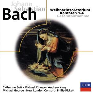 Weihnachtsoratorium BWV 248, Kantaten Nr. 1-6 - Eloquence