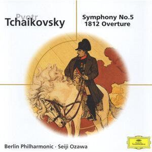 Tchaikovsky: Symphony No. 5 / Overture Solennelle »1812«