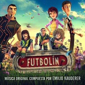 Futbolín - Banda Sonora Original de la Película