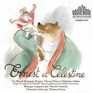 Ernest et Célestine - Bande originale du film de Benjamin Renner, Vincent Patar et Stéphane Aubier