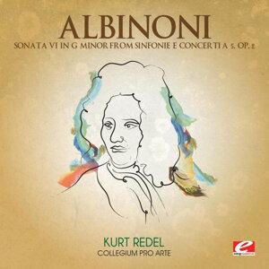 Albinoni: Sonata VI in G Minor from Sinfonie e Concerti a 5, Op. 2 (Digitally Remastered)