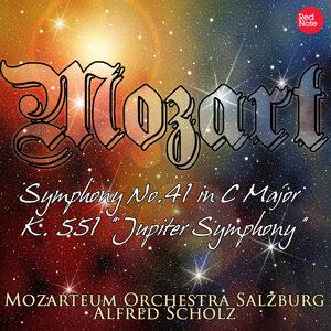 """Mozart: Symphony No.41 in C Major K. 551 """"Jupiter Symphony"""""""