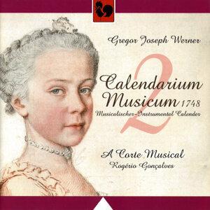 Gregor Joseph Werner: Calendarium Musicum, Vol. 2