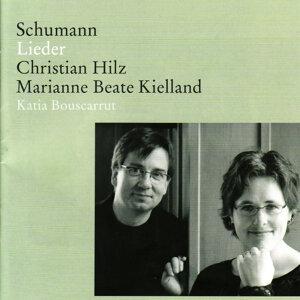 Schumann: Lieder und Gesänge aus Wilhelm Meister, Liederkreis, Gedichte der Königin Maria Stuart, 3 Duette