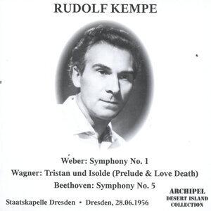 Rudolf Kempe Unpoblished: Weber/Wagner/Beethoven