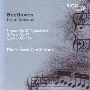 Beethoven, Piano Sonatas, Opp. 57, 79 & 111