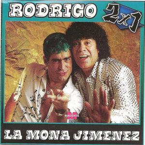 El Potro Rodrigo Vs La Mona Gimenez - 2 X 1