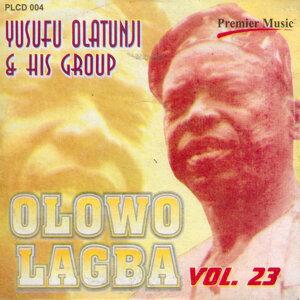 Olowo Lagba Vol.23