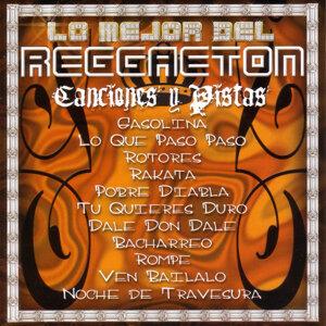 Lo Mejor De Reggaeton Canciones Y Pistas