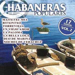 Habaneras Populares Vol. 2