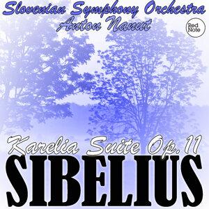 Sibelius: Karelia Suite Op.11