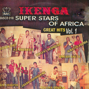 Super Stars Of Africa  Great Hits Vol.1