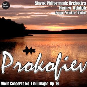 Prokofiev: Violin Concerto No. 1 in D major, Op. 19