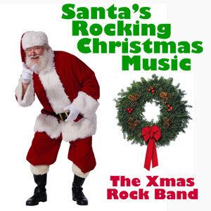 Santa's Rocking Christmas Music