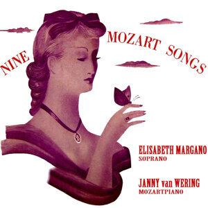 Nine Mozart Songs