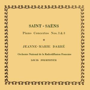 Saint-Saens Piano Concertos Nos 1 & 3