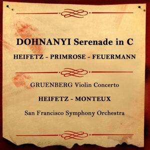 Dohnanyi Serenade In C