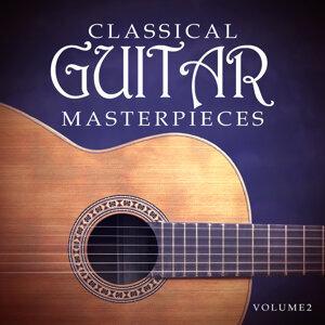 Classical Guitar Masterpieces Vol 2