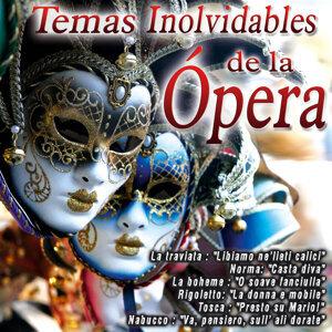 Temas Inolvidables de la Ópera