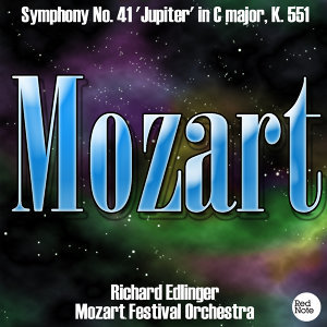 Mozart: Symphony No. 41 'Jupiter' in C major, K. 551