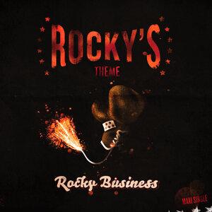 Rocky's Theme (Maxi Single)