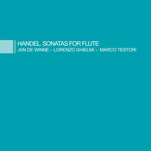 Handel. Sonatas for flute and basso continuo