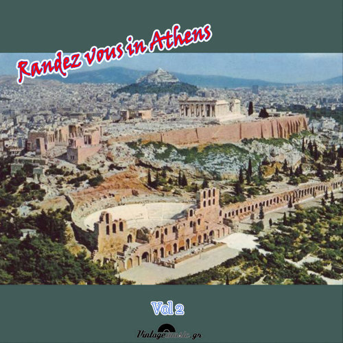 Various Artists (21 hits) - Rendez Vous in Athens (Greek