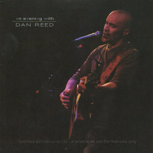 An Evening With Dan Reed