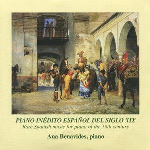 Piano Inédito Español del Siglo XIX