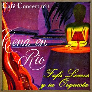 Vintage Brazil No. 16 - LP: Café Concert With Fafa Lemos