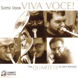 Viva Voce!:  The Quartets of John Stevens