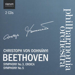 Beethoven 3 and 5