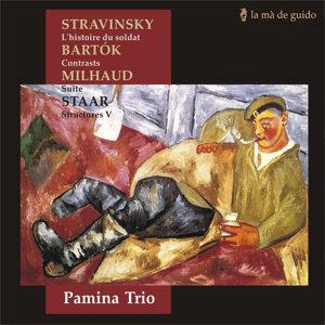 Stravinsky, Bartók, Milhaud: Works